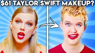 Gambar cover Can You Guess The Price Of These TAYLOR SWIFT BEAUTY PRODUCTS!? (GAME)