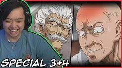 SAITAMA JOINS BANG'S DOJO?! One Punch Man Special Episode 3 and 4 Reaction