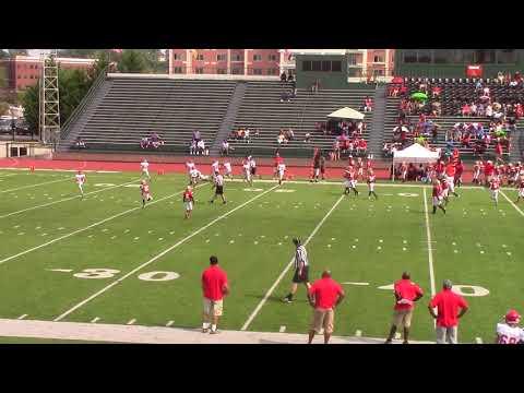 Allatoona vs Rome 6th Grade Football