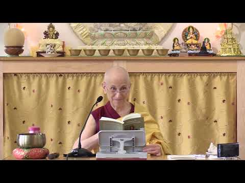 57 Engaging in the Bodhisattva's Deeds: Working with Anger 08-12-21