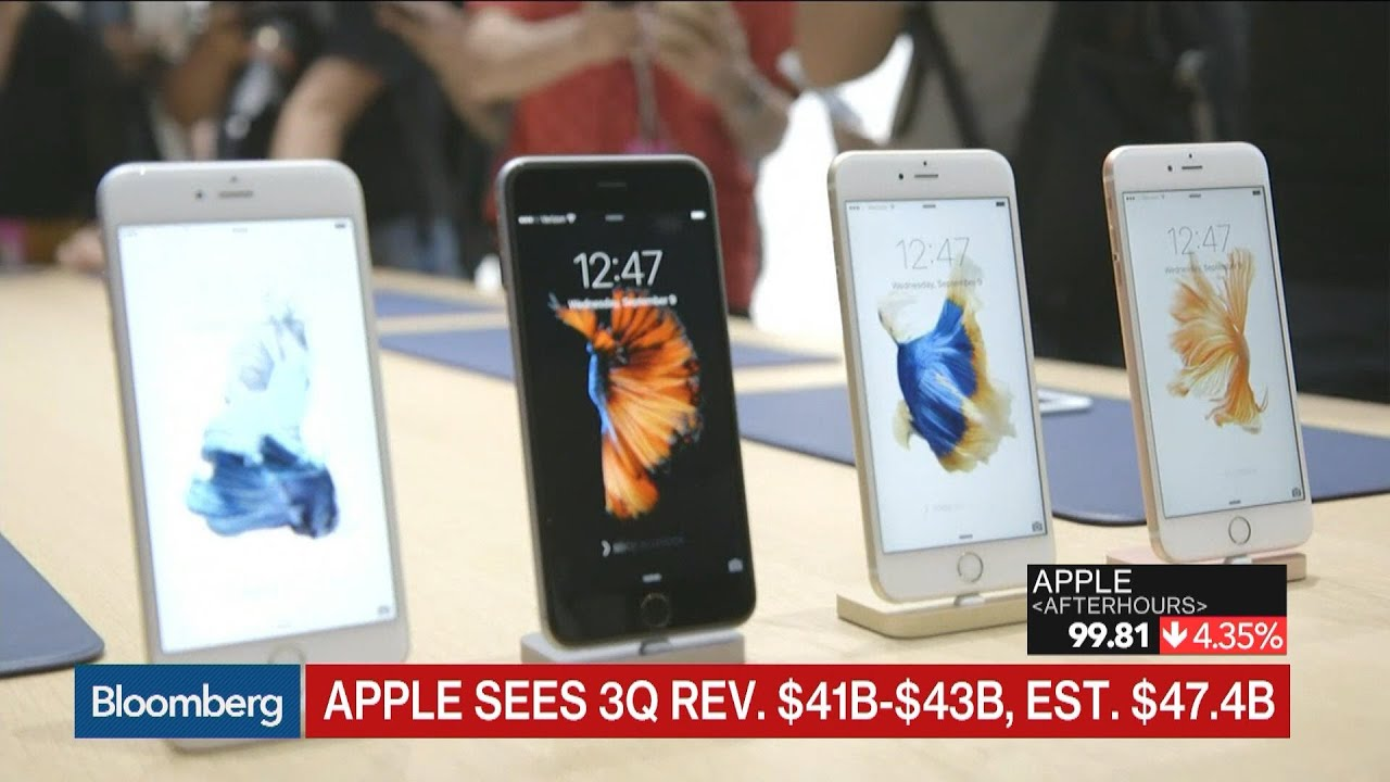 Apple stock drops after it misses on revenue, signals softness ahead (AAPL)
