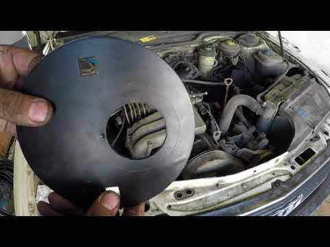 ГБО на Audi 100 KE-Jetronic. LPG Installation Audi 100 KE-Jetronic