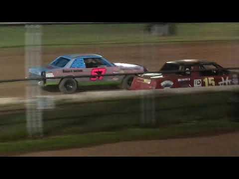 Pure Stock Feature - ABC Raceway 6/28/19
