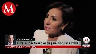 Por ejercicio indebido del servicio público, FGR va contra Rosario Robles