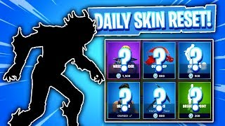 Fortnite Item Shop! Daily & Featured Items! (Skin Reset #299)