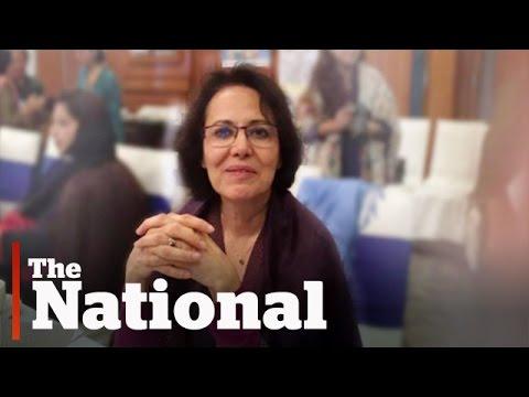 Canadian prof Homa Hoodfar falls ill while jailed in Iran