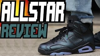 "SLEEPERS? ""ALL STAR"" AIR JORDAN 6 ON-FEET REVIEW"