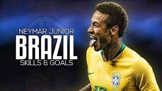 Neymar Jr ► Ready For World Cup ● Crazy Skills & Goals Mix | HD