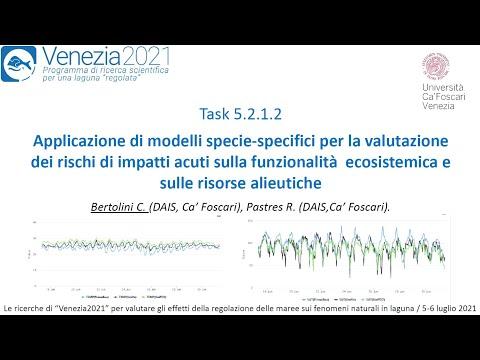 Modelli speciespecifici - valutazione dei rischi di impatti acuti sulla funzionalità ecosistemica