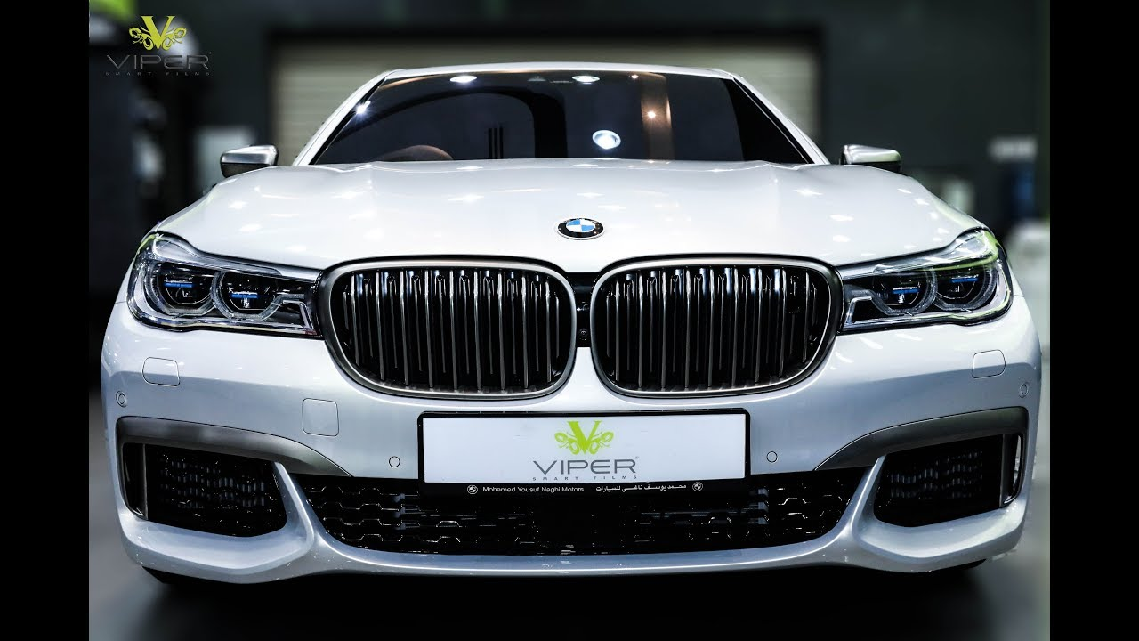 BMW 760 LI 2019 - VIPER - YouTube