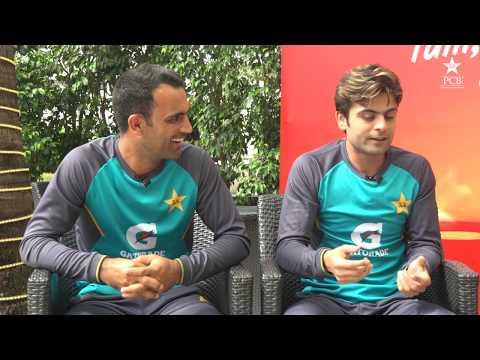 Tum Mein Aik Cup Chai Aur Cricket | Wasim Akram, Fakhar Zaman & Ahmad Shahzad | PAKvSL 2019