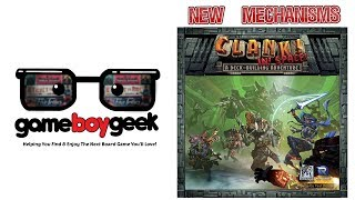Clank! in Space New Mechanisms with the Game Boy Geek