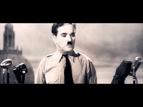 Клип Charlie Chaplin - The Greatest Speech Ever Made