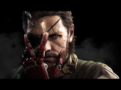 Metal Gear Solid V: The Phantom Pain - трейлер с E3 2015