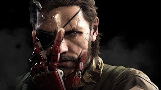 Трейлер Metal Gear Solid V: The Phantom Pain с E3 2015