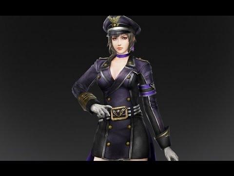 真・三國無双 7 - Dynasty Warriors 8 - Wang Yi lvl99 (DLC Outfit) - Chaos difficulty