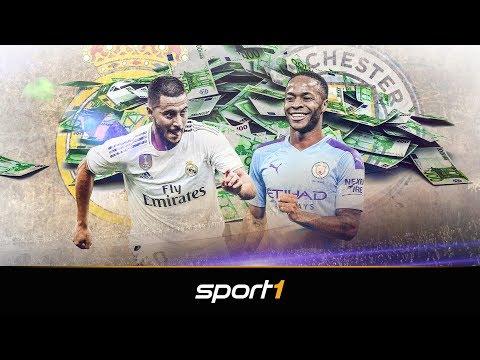 Real gegen City: Der große Geld-Gipfel   SPORT1