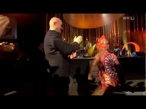 Angelique Kidjo - Africa, Live @ Nobel Peace Prize Concert 2011