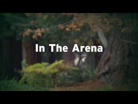 Series PROMO -- In The Arena with Jonathan Stein