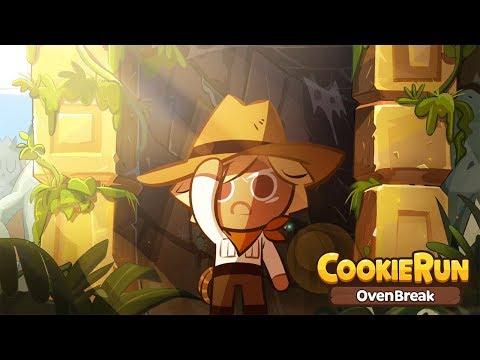 Cookie Run: OvenBreak SEASON 3 — Secrets of the Lost City
