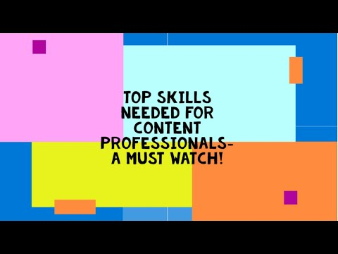 top-skills-needed-for-content-professionals-to-get-ahead---a-must-watch!