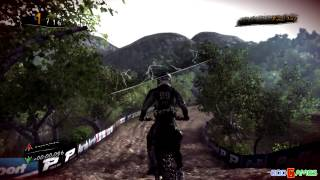 MUD - FIM Motocross World Championship Gameplay Xbox360 HD (GodGames Preview)