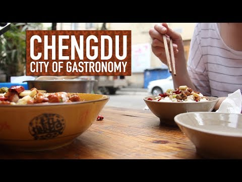 Kung Pao Chicken // Chengdu: City of Gastronomy 37