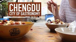 Kung Pao Chicken // Chengdu: City of Gastronomy 37