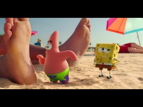 ตัวอย่าง The spongebob movie sponge out of water 3D  Payoff Trailer ซับไทย HD
