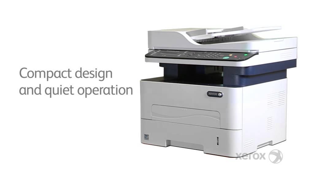 Xerox Phaser 3260 Printer & WorkCentre 3225 Multifunction ...