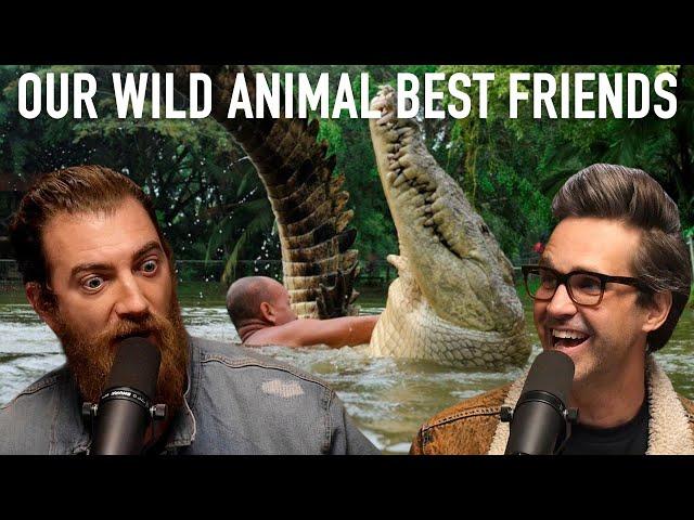 Our Wild Animal Best Friends