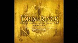 The Lord of the Rings - Soundtrack - Main theme