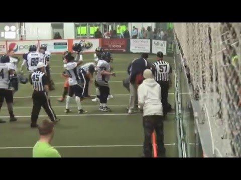2013 Erie Explosion at Detroit Thunder - CIFL Week 3