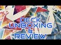 Art of Cardistry Playing Cards - Unboxing & Review - Ep17 - Inside the Casino
