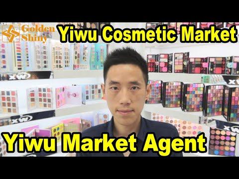 Yiwu Cosmetics Market | Yiwu Cosmetics Wholesale Market | Yiwu Agent