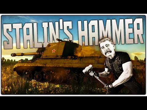 STALIN'S HAMMER | OBJ 268 (War Thunder RB Gameplay)