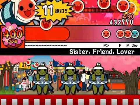 創作譜面 #58 Sister, Friend, Lover