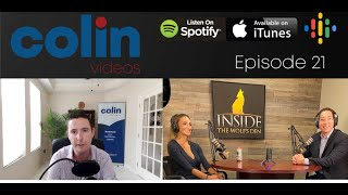 Colin Videos 21: Growth mindset and life/work balance with Shawn & Joni Wolfswinkel