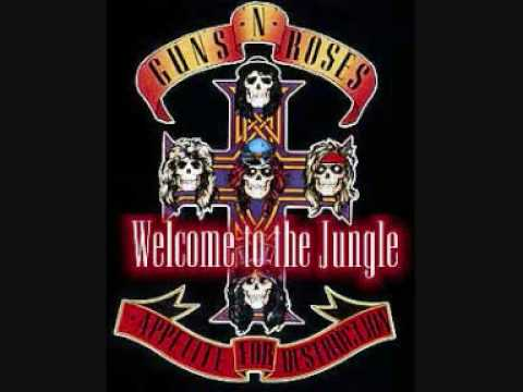 guns roses welcome to the jungle dj dlg remix youtube. Black Bedroom Furniture Sets. Home Design Ideas