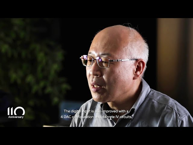 Denon 110 Anniversary Interview with PMA A110 Sound Engineer