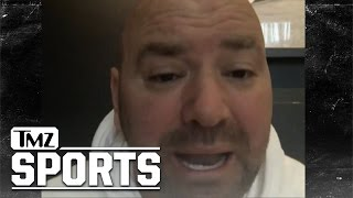DANA WHITE FIRES BACK AT 'UPPITY, OLD' MERYL STREEP | TMZ Sports