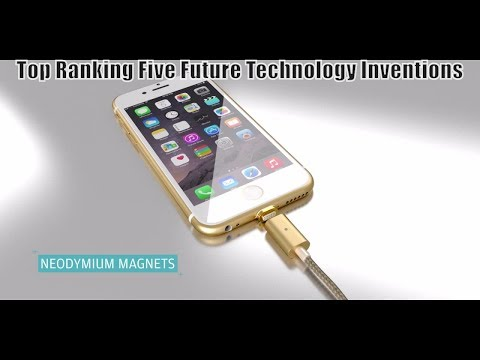 Top Ranking Five Future Technology Inventions, 2017 to 2050 Elite Tech