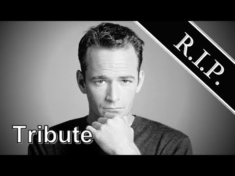 Luke Perry ● A Simple Tribute