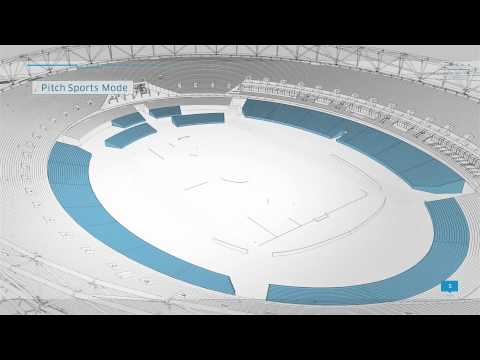 Transformation of the former London 2012 Olympic Stadium