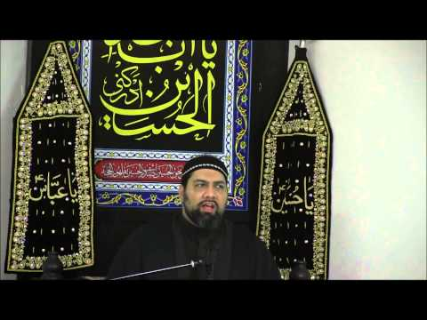 Developing Islamic Courage (1): Syed Asad Jafri