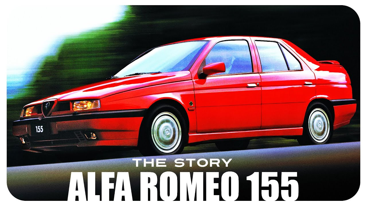Remembering the Alfa 155