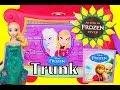 Frozen Fever Giant Surprise Trunk Disney Elsa Anna New Anna ...
