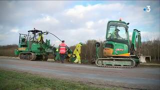 Le déploiement de la fibre haut débit freiné en zone rurale comme à la Chapelle-Bouëxic (35)