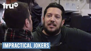 Impractical Jokers: Sal Hates the Guy Who Killed His Uncle | truTV