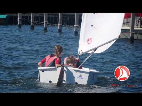 Ventoz Sails - Optimist Standard Sail